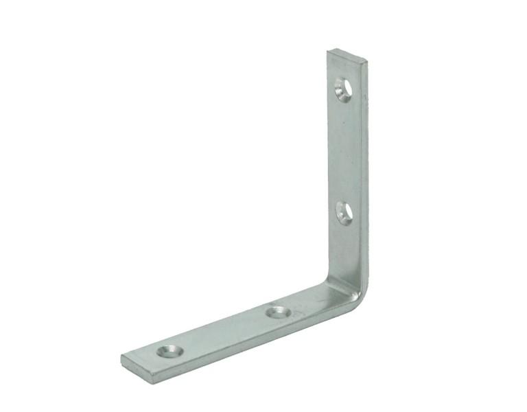 Angle bracket heavy duty 125x125 20x4 ZM