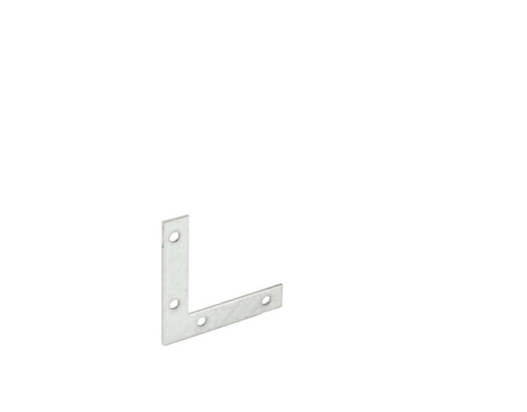 Flat corner iron flat 50x50 10x1,5 ZM