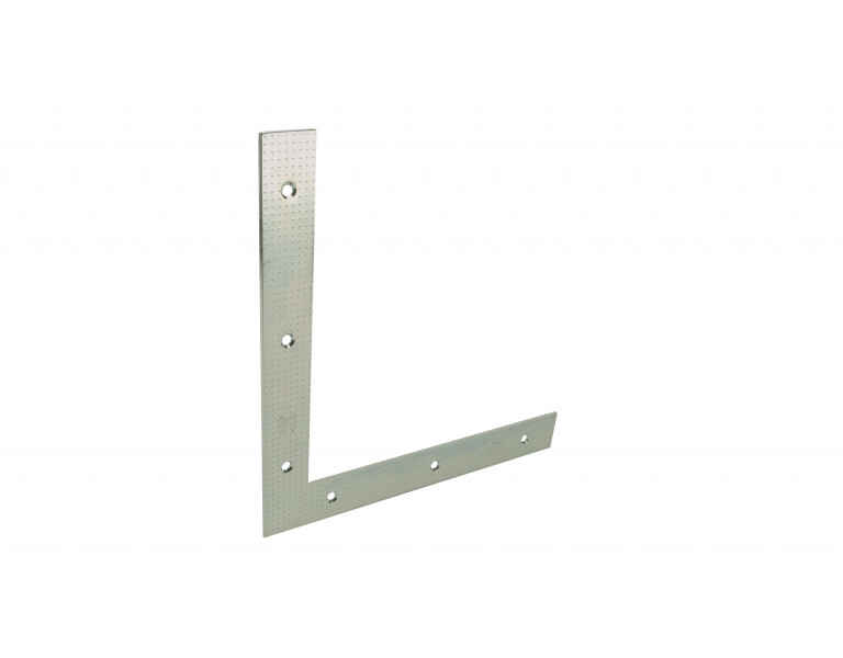 Flat corner iron flat 250x250 32x2,5 ZM