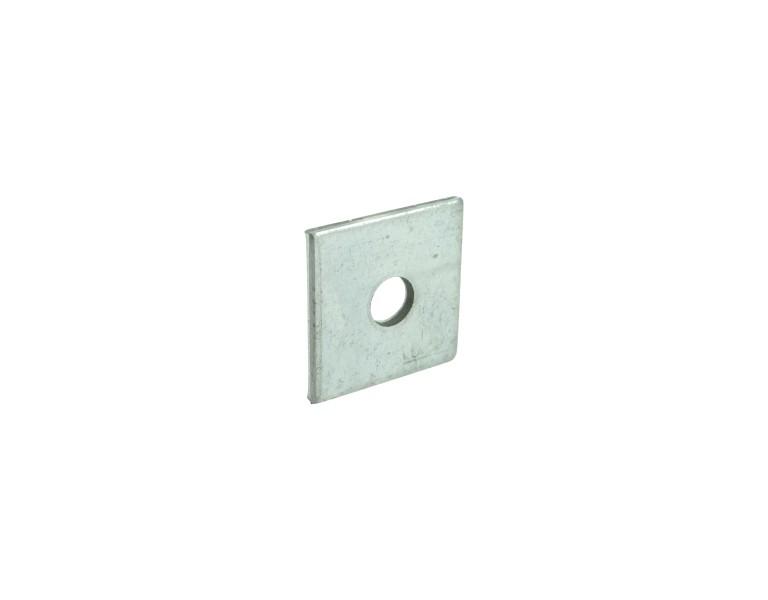 Bearing plate Ø17,3 60x60 3 BL