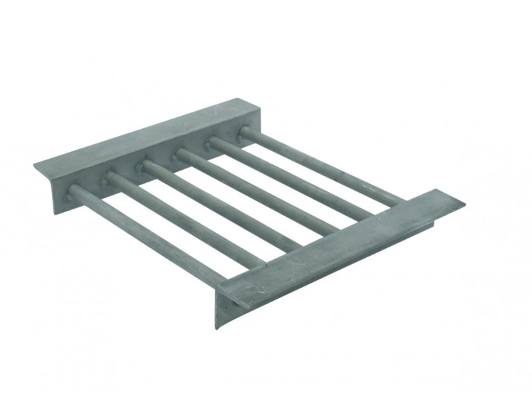 Pit grate (bars) 250x250 TV
