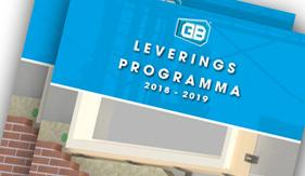 Leveringsprogramma 2018-2019